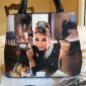 Handbags - Audrey Hepburn Handbag/Crossbody Bag